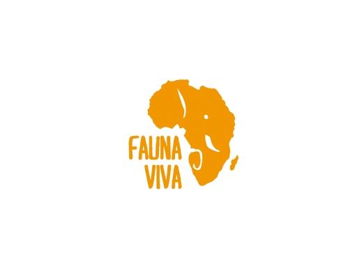 logotipo diseño fauna viva