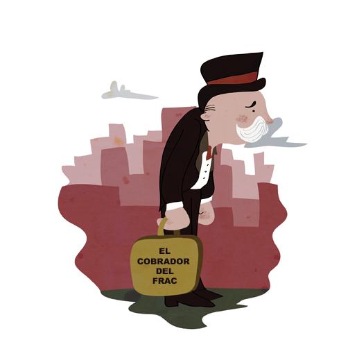 Ilustracion prensa morosidad banca