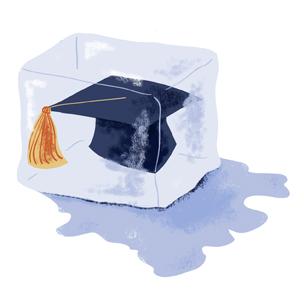 ilustracion prensa tasas universitarias