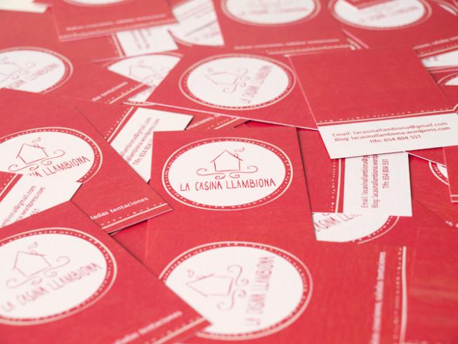 marina eiro diseño tarjetas reposteria