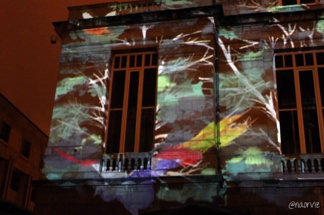 marina eiro mapping campoamor noche blanca